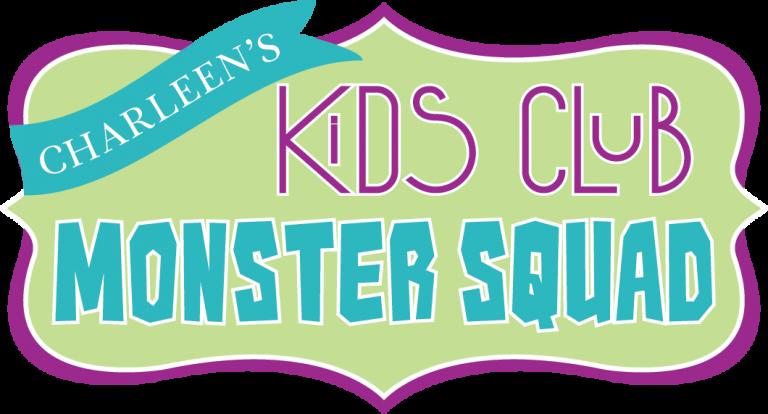 Charleen's Portrait Studio - Kids Club Monster Squad