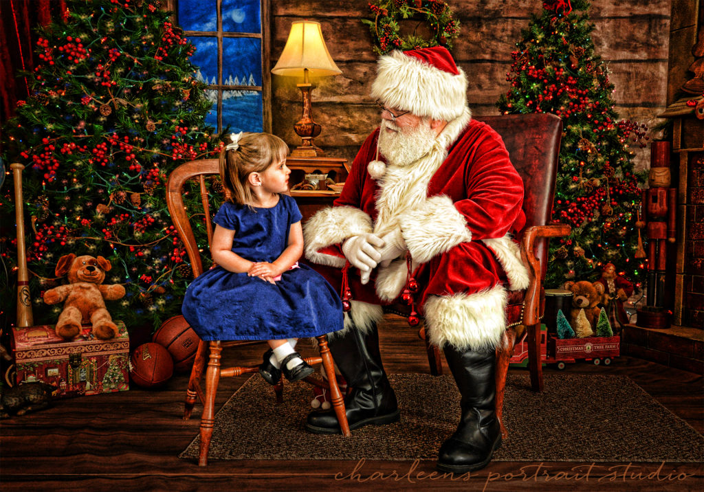 Pictures with Santa | Magical Santa Experience