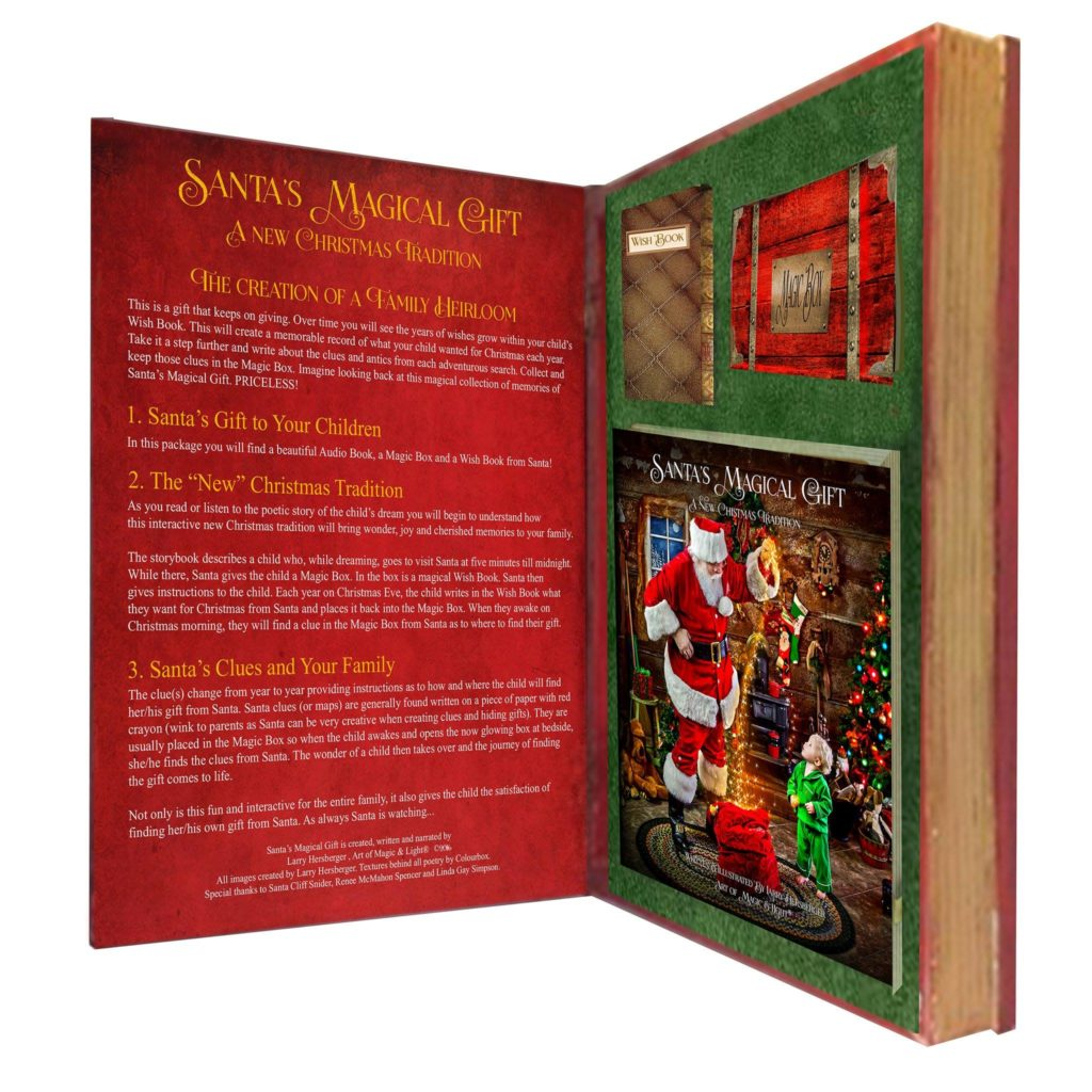 Magical Santa Experience - Santa's Magical Gift Set
