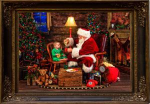 Magical Santa Experience - Charleen's Portrait Studio